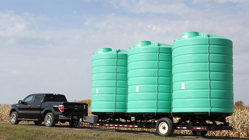 fertilizer storage tanks