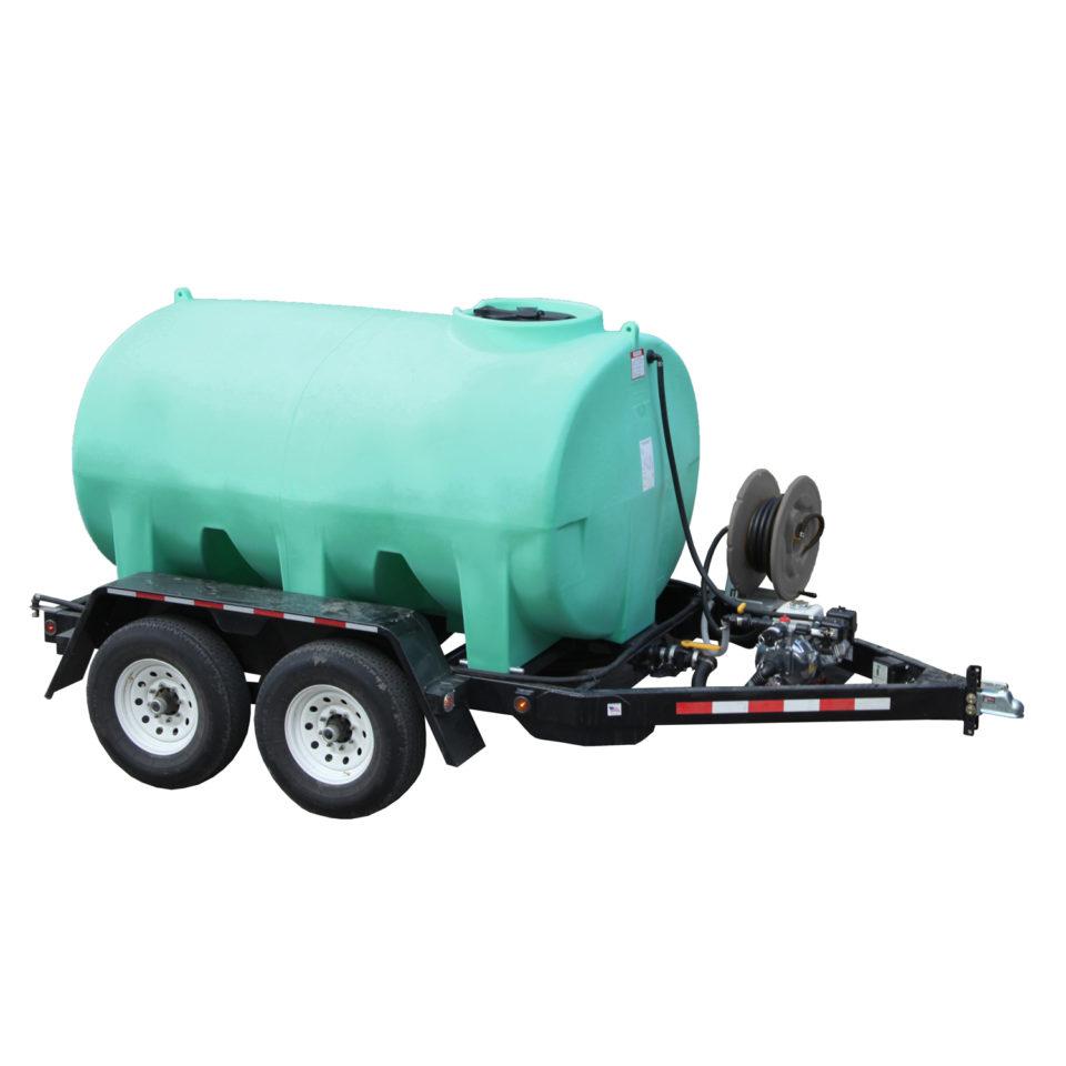 Enduraplas 1,100 Gallon Water Trailer