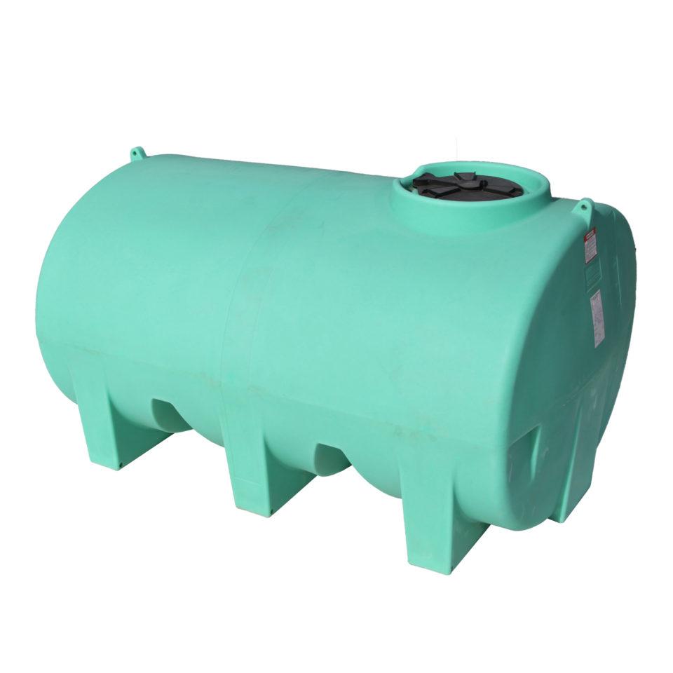 Enduraplas 1,200 Gallon Sump Bottom Transport Tank Without Frame