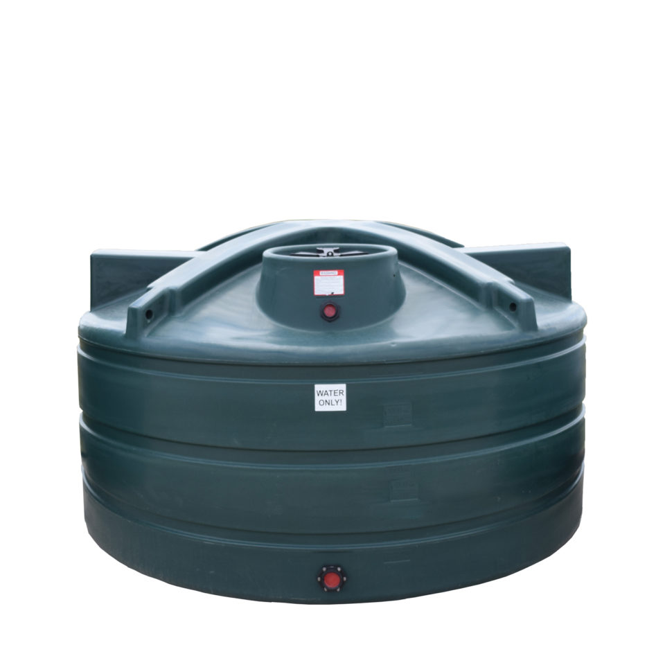 Enduraplas 1,200 Gallon Water Storage Tank