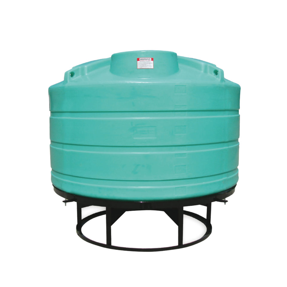 Enduraplas 1,350 Gallon Cone Bottom Storage Tank