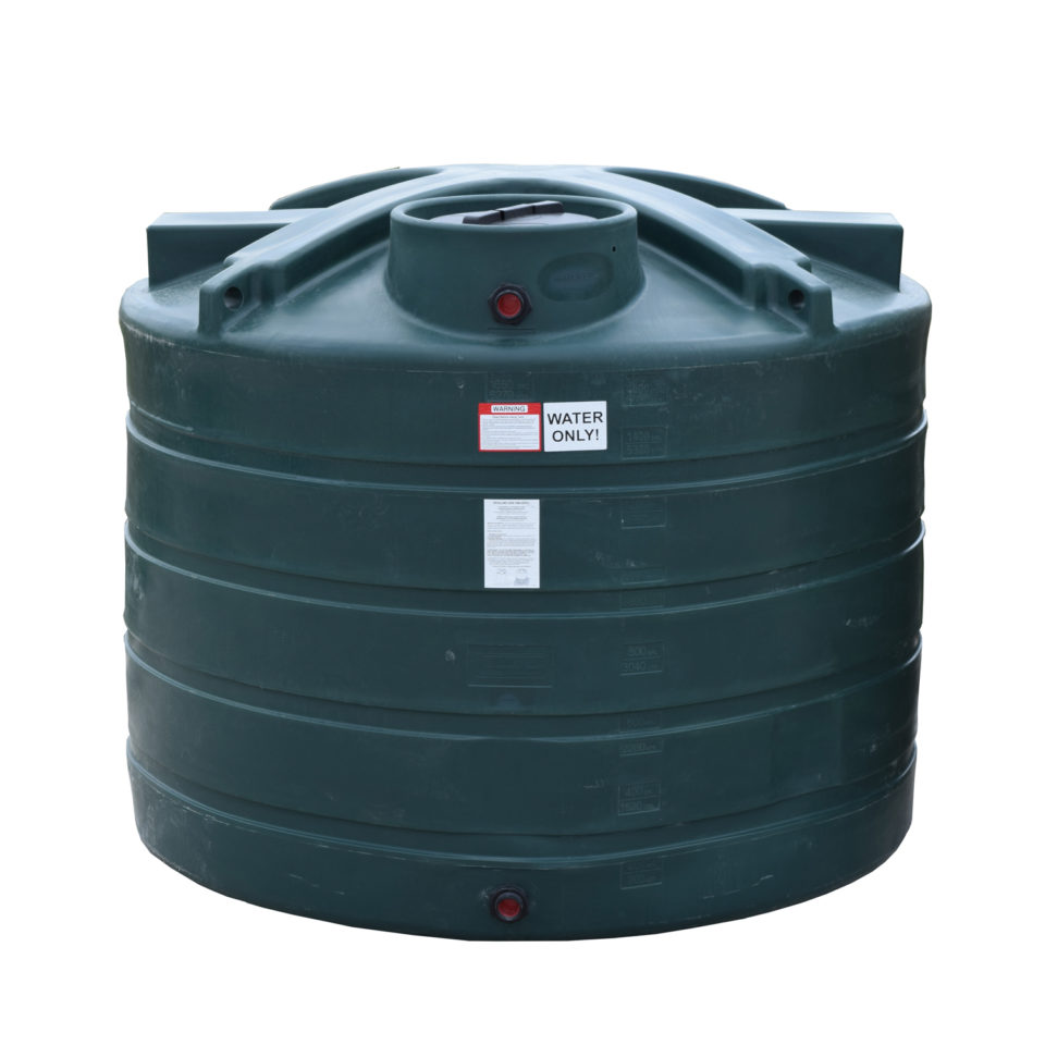 Enduraplas 1,350 Gallon Water Storage Tank