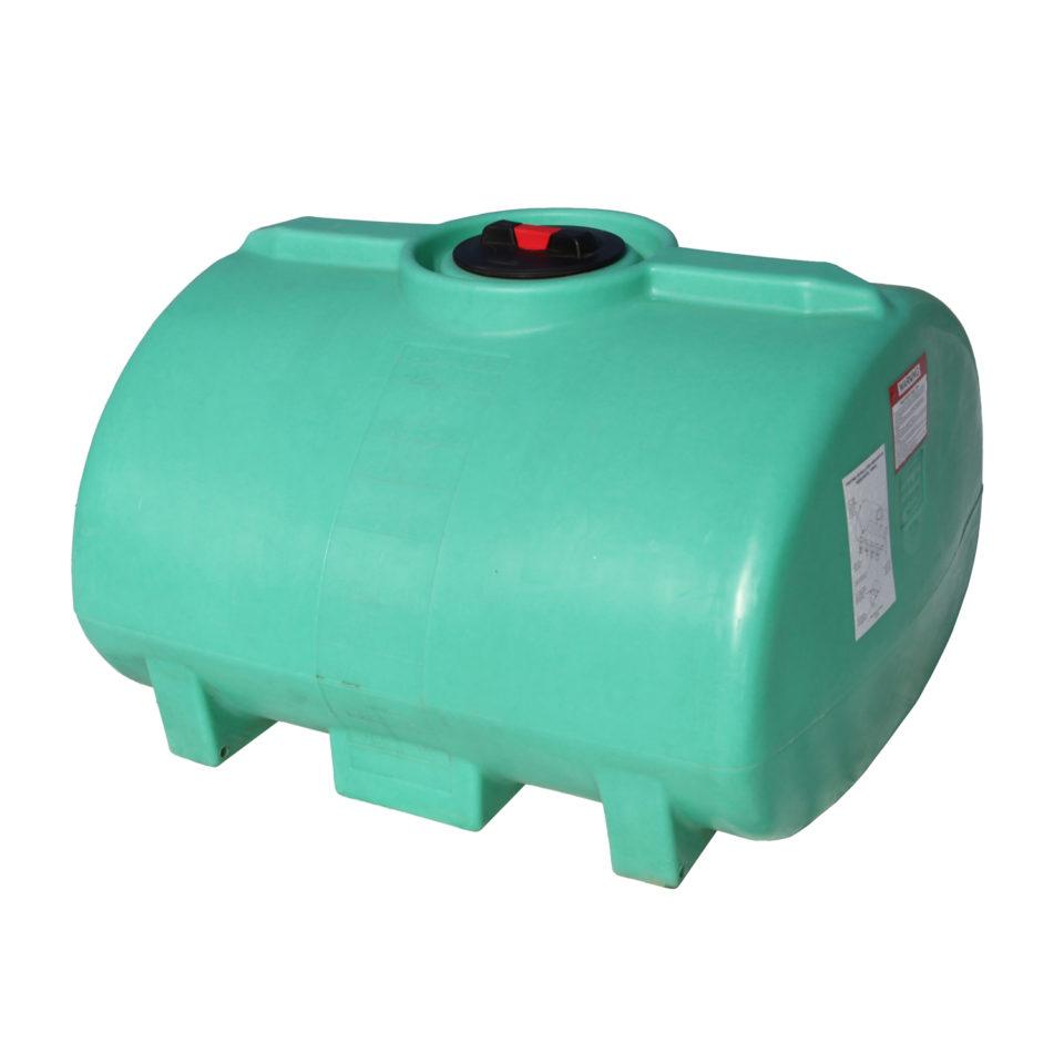 Enduraplas 150 Gallon Sump Bottom Transport Tank Without Frame