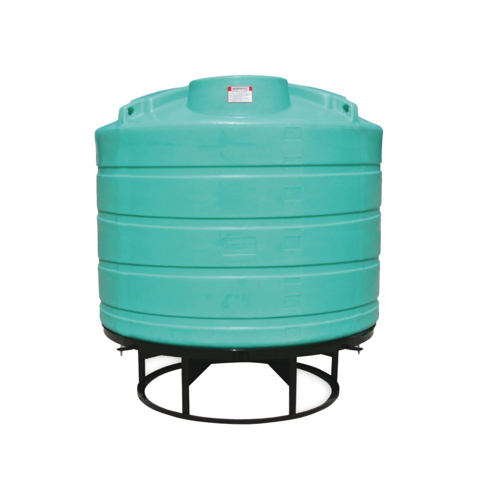 Enduraplas 1,550 Gallon Cone Bottom Storage Tank