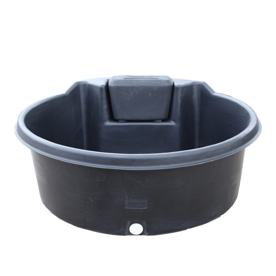 Enduraplas 156 Gallon Pro Series Round Water Tub