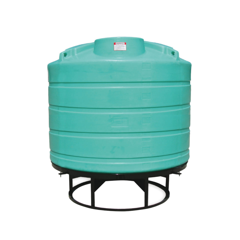 Enduraplas 1,600 Gallon Cone Bottom Storage Tank