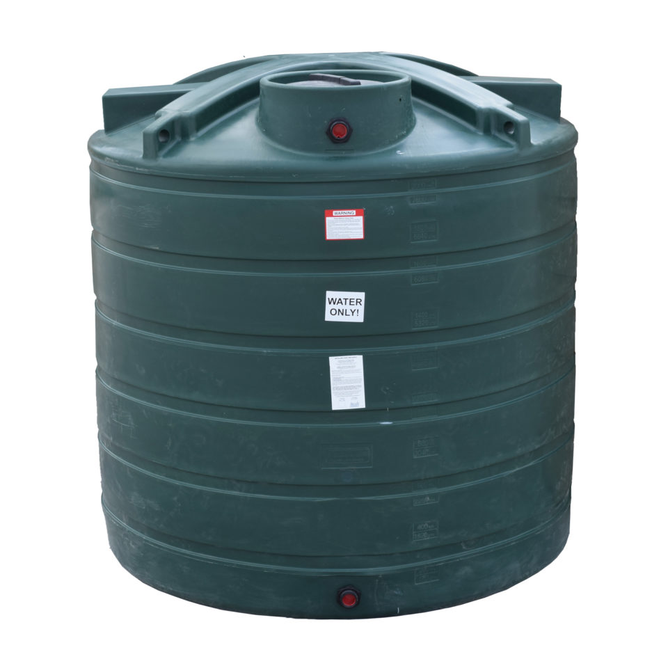 Enduraplas 1,750 Gallon Water Storage Tank