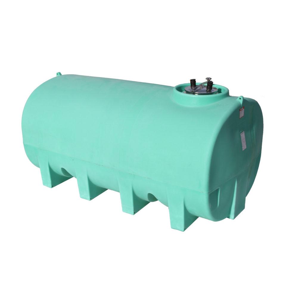 Enduraplas 1,900 Gallon Sump Bottom Transport Tank Without Frame