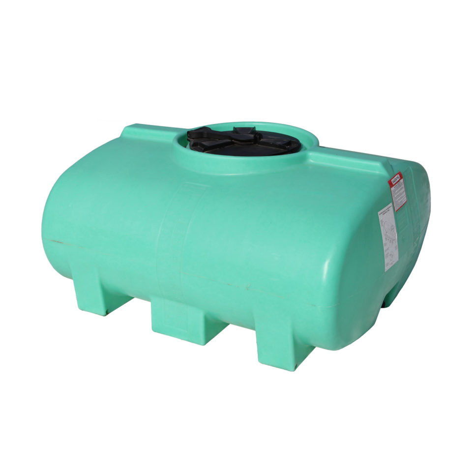 Enduraplas 200 Gallon Sump Bottom Transport Tank Without Frame