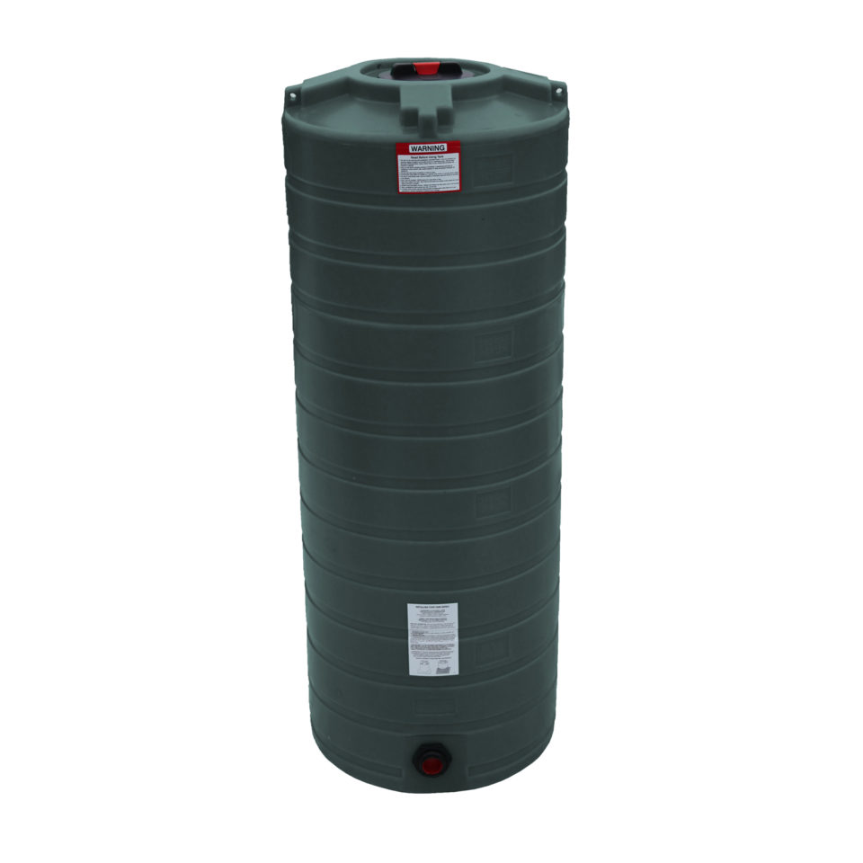 Enduraplas 200 Gallon Water Storage Tank