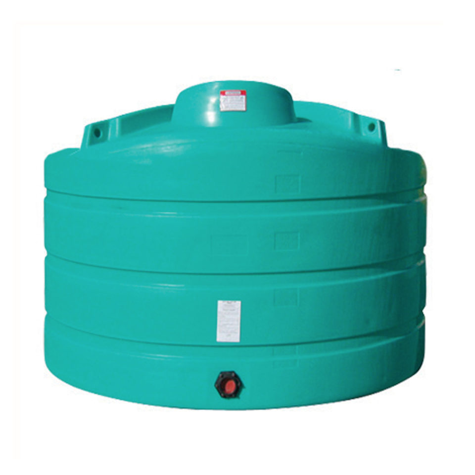 Enduraplas 2,020 Gallon Flat Bottom Storage Tank