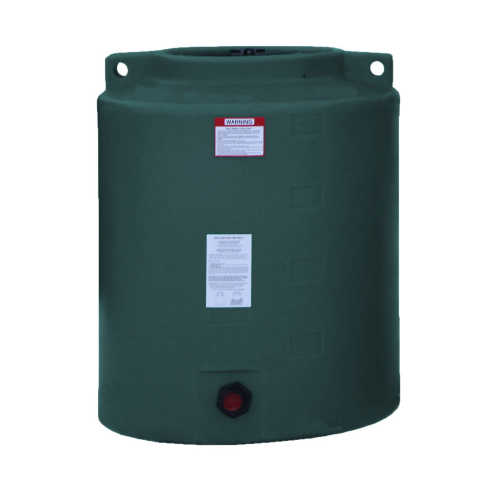 Enduraplas 210 Gallon Water Storage Tank
