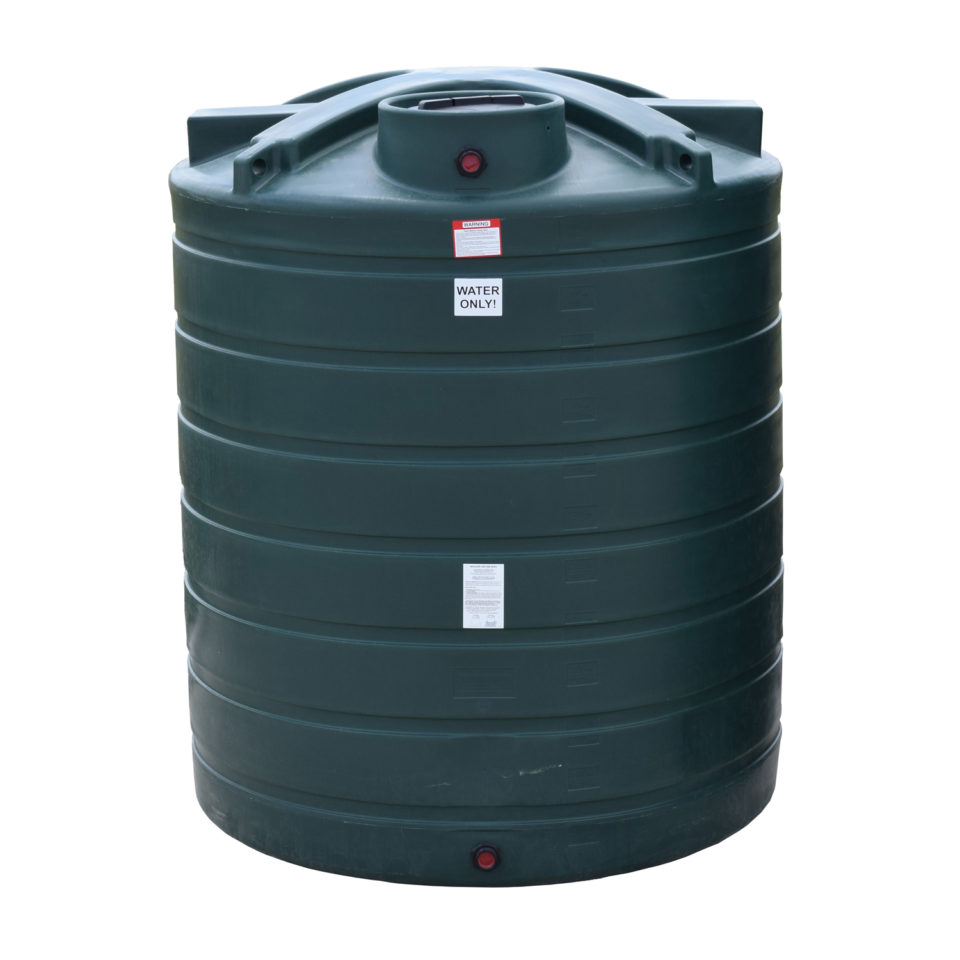 Enduraplas 2,100 Gallon Water Storage Tank