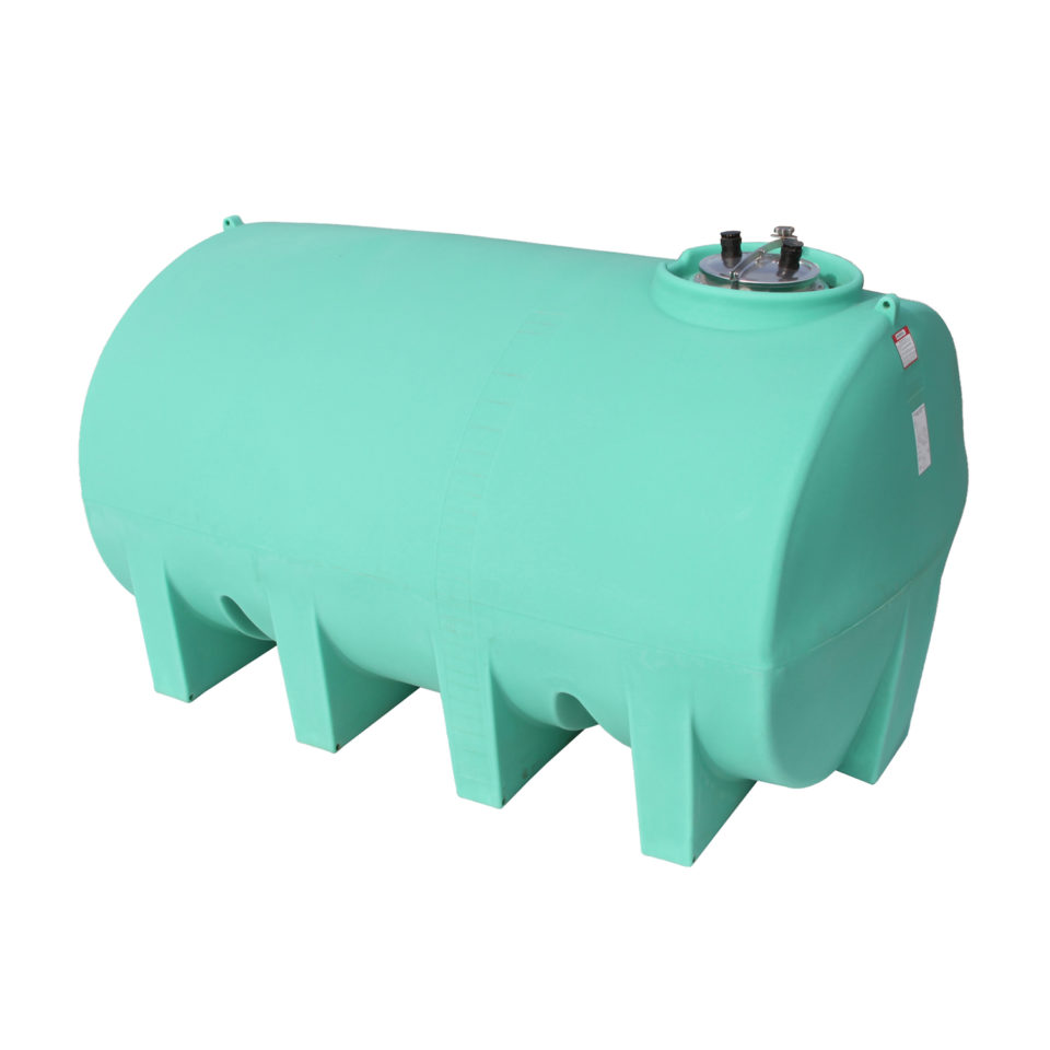 Enduraplas 2,500 Gallon Sump Bottom Transport Tank Without Frame