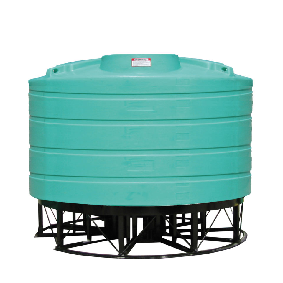 Enduraplas 2,520 Gallon Cone Bottom Storage Tank
