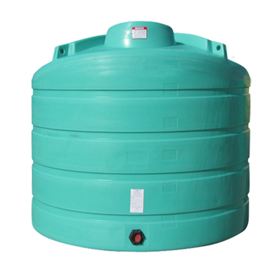 Enduraplas 2,520 Gallon Flat Bottom Storage Tank