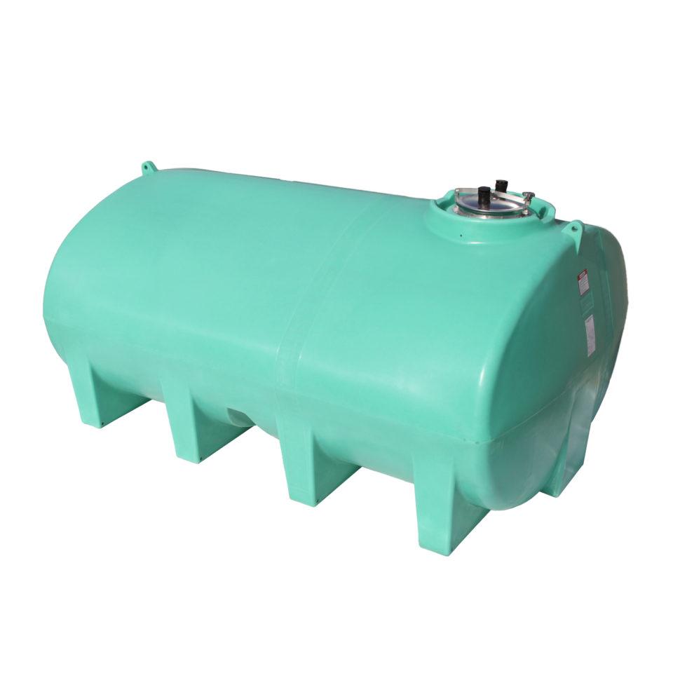 Enduraplas 2,800 Gallon Sump Bottom Transport Tank Without Frame