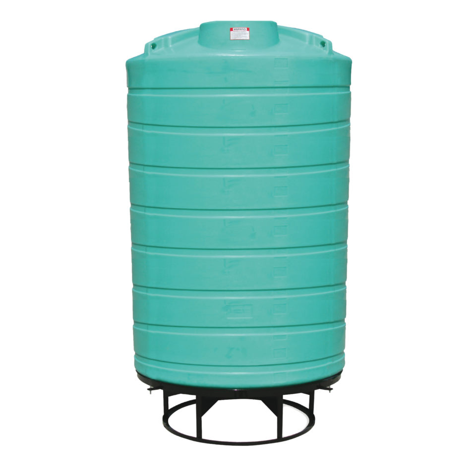 Enduraplas 3,000 Gallon Cone Bottom Storage Tank