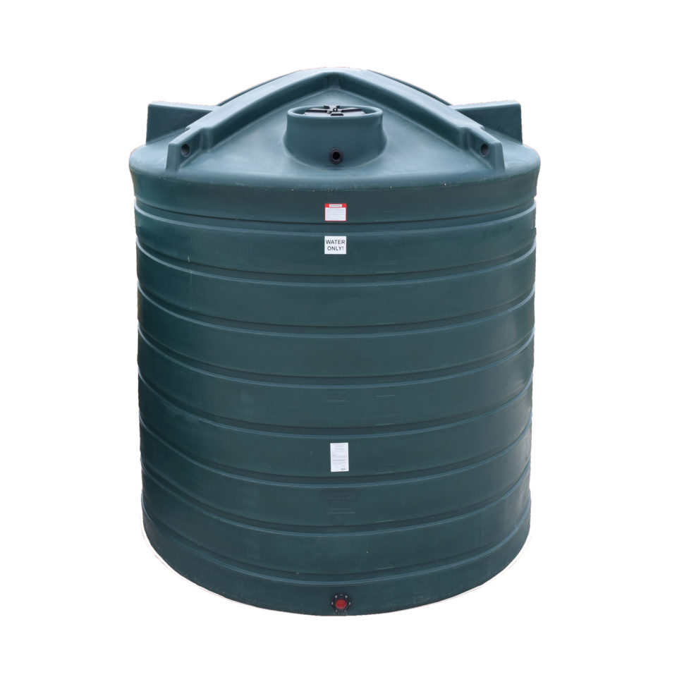 Enduraplas 3,000 Gallon Water Storage Tank