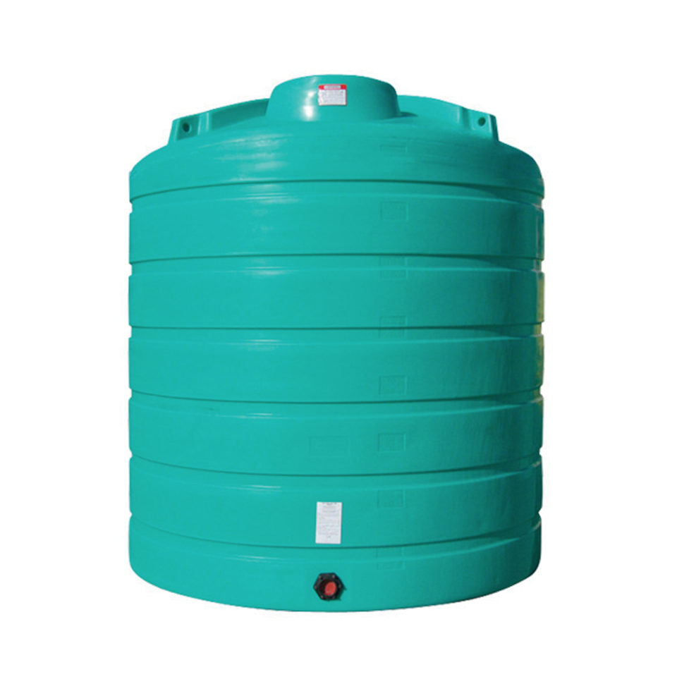 Enduraplas 3,100 Gallon Flat Bottom Storage Tank