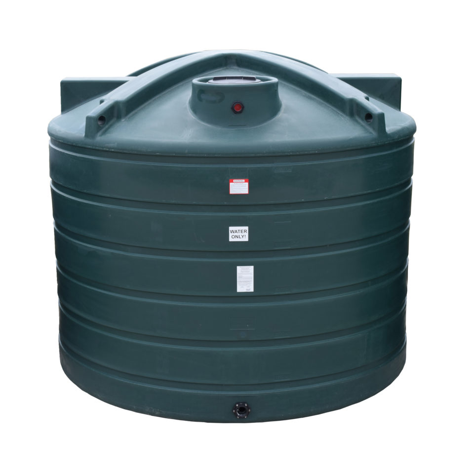Enduraplas 3,100 Gallon Water Storage Tank