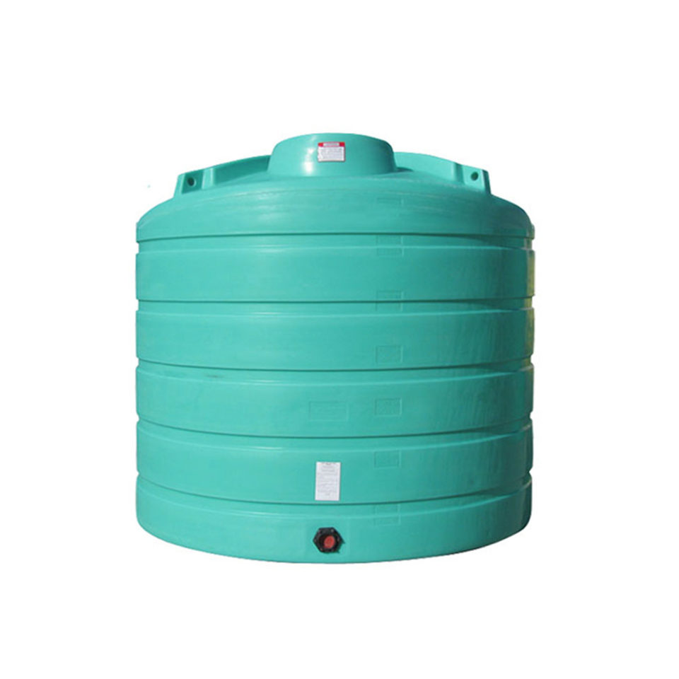 Enduraplas 3,200 Gallon Flat Bottom Storage Tank