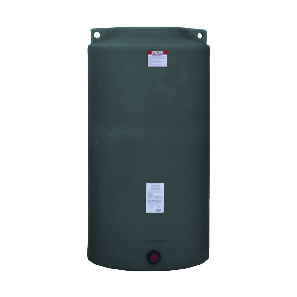 Enduraplas 340 Gallon Water Storage Tank