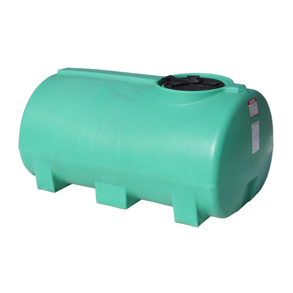 Enduraplas 400 Gallon Sump Bottom Transport Tank Without Frame