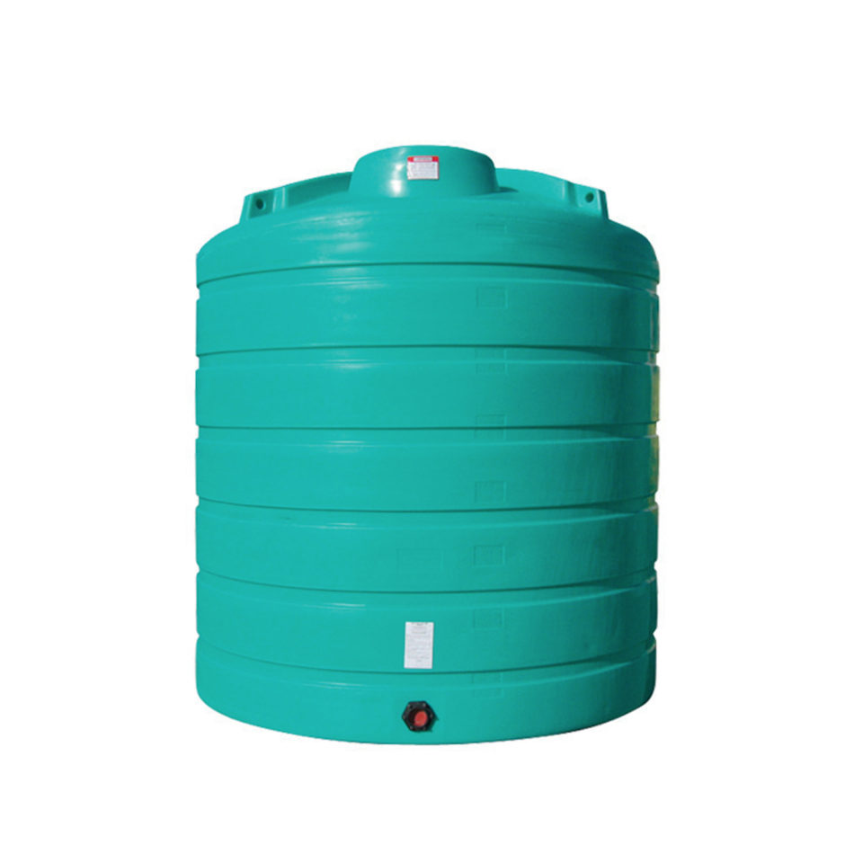 Enduraplas 4,000 Gallon Flat Bottom Storage Tank