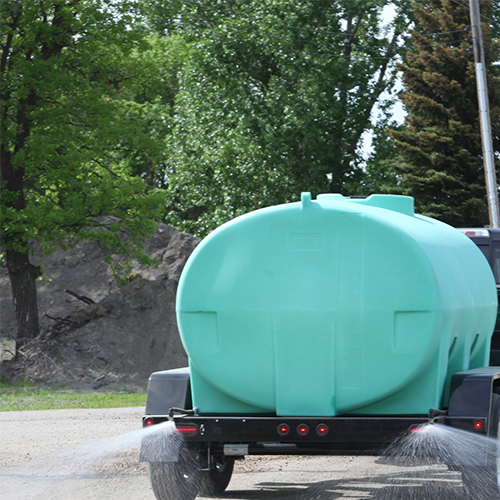 5 Hp Electric Motor >> 500 Gallon Water Trailer - Tanks Alot