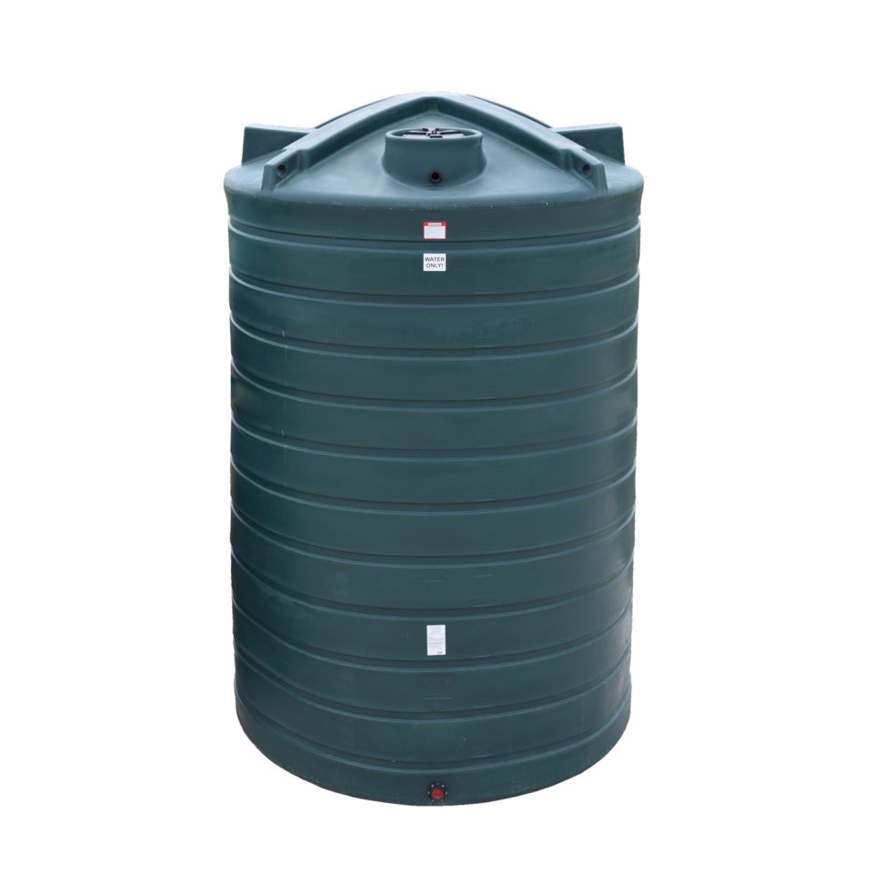 Enduraplas 5,200 Gallon Water Storage Tank