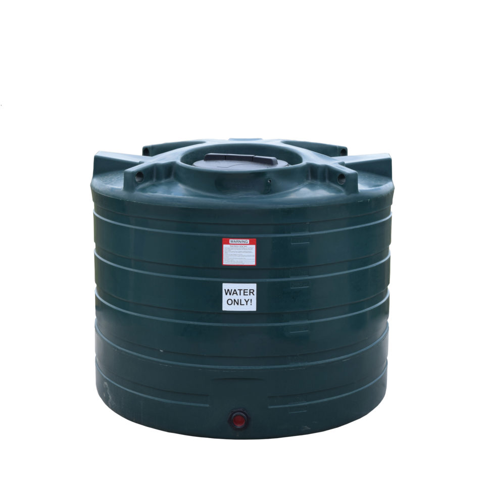 Enduraplas 550 Gallon Water Storage Tank