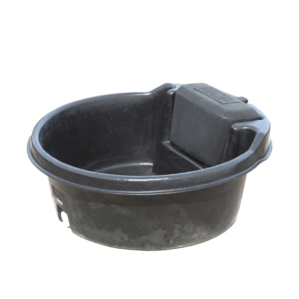 Enduraplas 56 Gallon Pro Series Round Water Tub