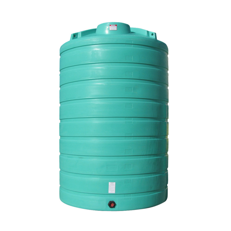 Enduraplas 6,000 Gallon Flat Bottom Storage Tank