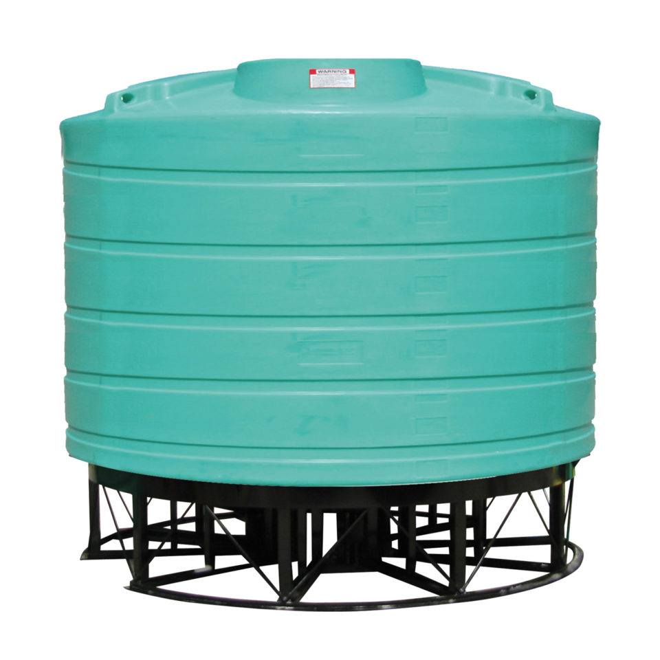 Enduraplas 6,011 Gallon Cone Bottom Storage Tank