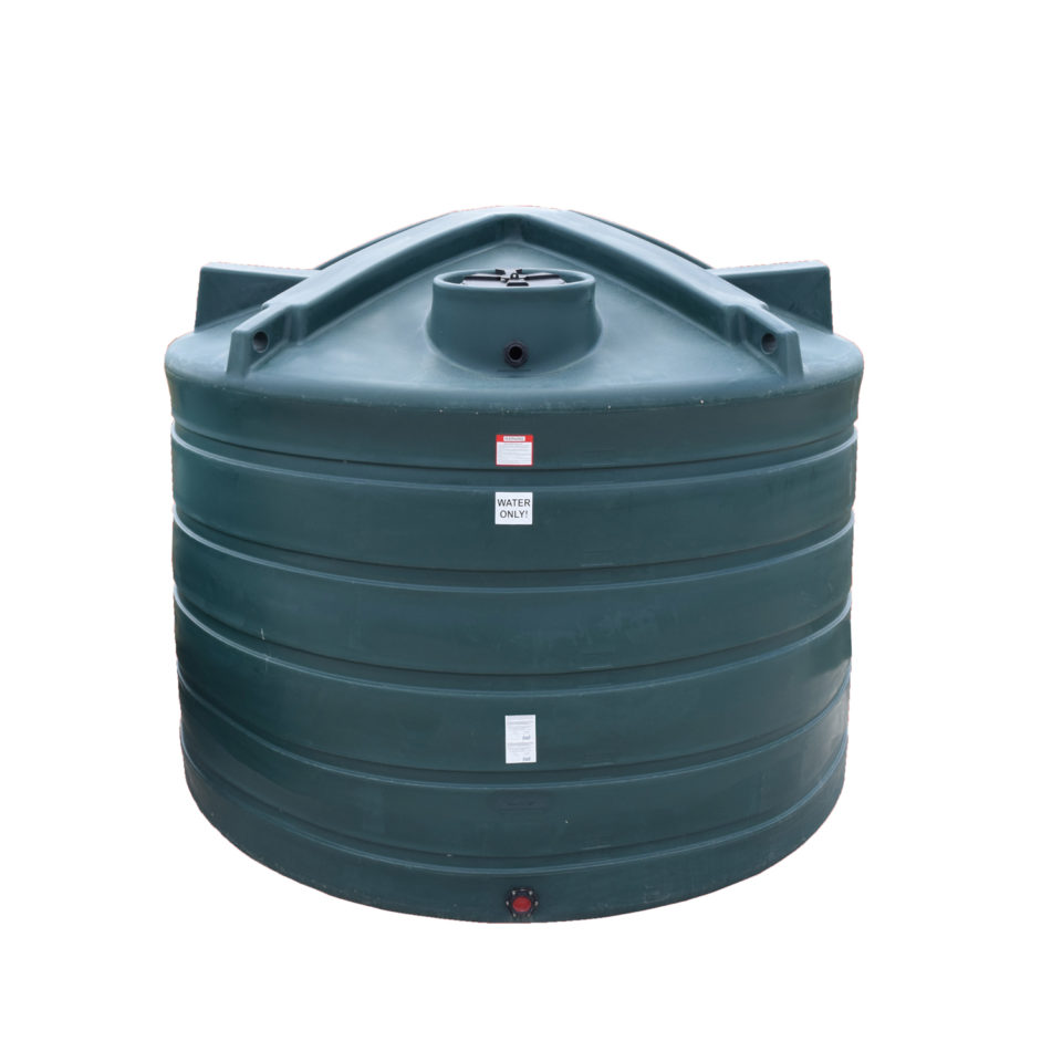 Enduraplas 6,011 Gallon Water Storage Tank