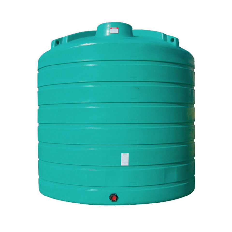 Enduraplas 6,250 Gallon Flat Bottom Storage Tank
