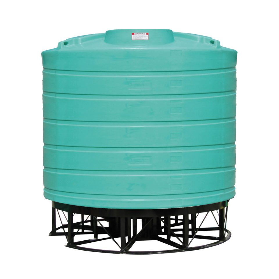 Enduraplas 7,011 Gallon Cone Bottom Storage Tank