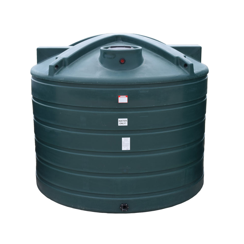 Enduraplas 7,011 Gallon Water Storage Tank