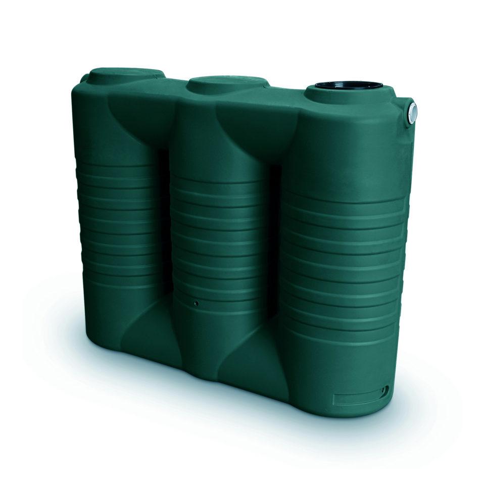 Enduraplas 790 Gallon Slimline Water Storage Tank