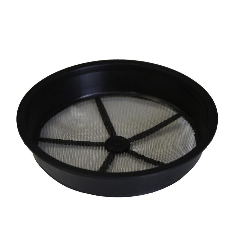 "Enduraplas 8"" Small Filter Basket"