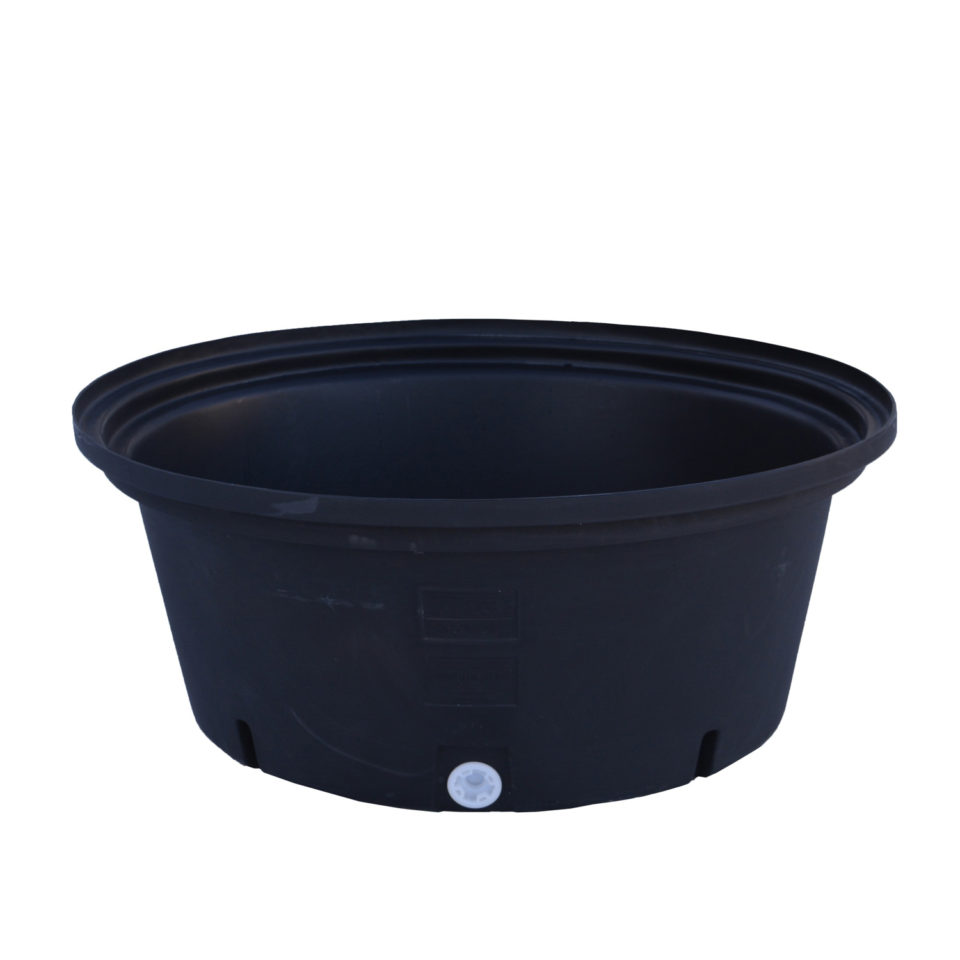 Enduraplas 85 Gallon Gold Series Round Water Tub