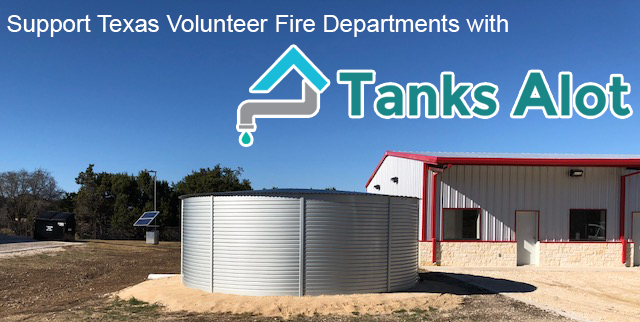 Tanks Alot Tanksgiving Day Contest for Texas fire departments